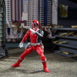 Power Rangers Red Ranger figure 15cm