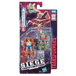 Transformers: War for Cybertron: Siege Micromasters - Topshot & Flak Autobot Battle Patrol
