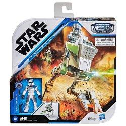 Star Wars Captain Rex Fleet Mission + AT-RT in  figure