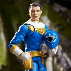Rangers Blue Power Ranger figure 15cm