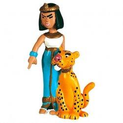 Asterix the Gallic Cleopatra of Egypt 6cm figure