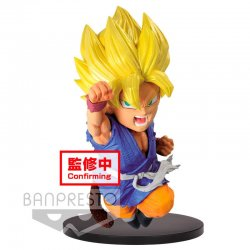 Dragon Ball GT Wrath of the Dragon Super Saiyan Son Goku figure 13cm