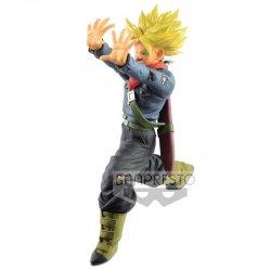 Dragon Ball Super Saiyan Trunks Super Future Galick Gun 17cm figure