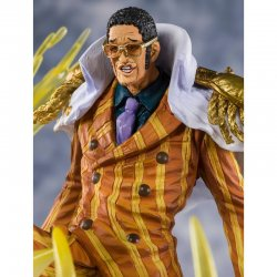 One Piece The Three Admirals Kizaru Borsalino figure 22cm