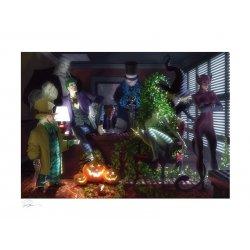 DC Comics Art Print Batman: The Long Halloween 46 x 61 cm - unframed