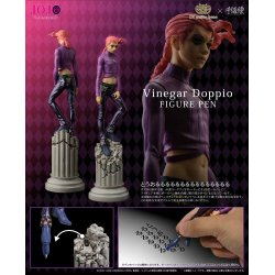 JoJo's Bizarre Adventure Part 5: Golden Wind Figural Pen Vinegar Doppio 18 cm