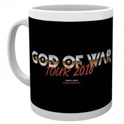 God Of War Tour mug