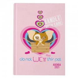 Gremlins Handle with Care 2021 diary