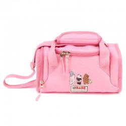 We Bare Bears Pink bag lunch