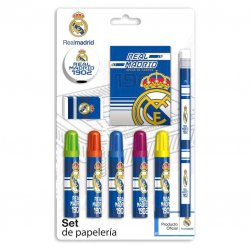 Real Madrid stationery in September 9pcs