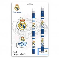 Real Madrid stationery in September