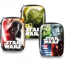 Star Wars trading cards box stocked