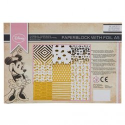 Disney Minnie A5 aluminum foil