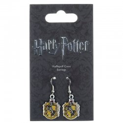Harry Potter Hufflepuff Crest earrings