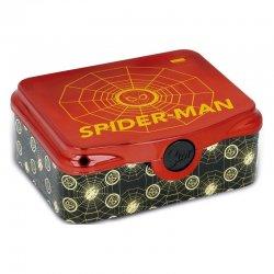 Marvel Spider Webs Golden lunch box