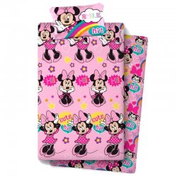 Disney Minnie 105cm bed sheets in September