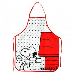 Peanuts apron