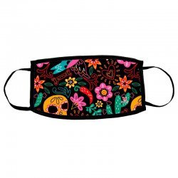Child Mexico reusable mask