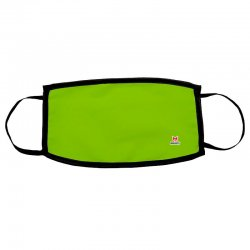 Green child reusable mask