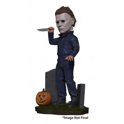 Halloween Head Knocker Bobble-Head Michael Myers 20 cm