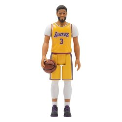 NBA ReAction Action Figure Wave 1 Anthony Davis (Lakers) 10 cm