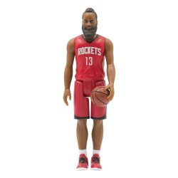 NBA ReAction Action Figure Wave 1 James Harden (Rockets) 10 cm