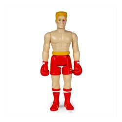 Rocky 4 ReAction Action Figure Ivan Drago (Beat-Up) 10 cm