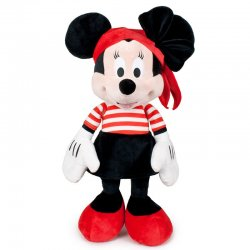 Disney Minnie plush soft toy pirate 47cm