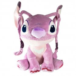 Disney Stitch Angel soft plush 55cm