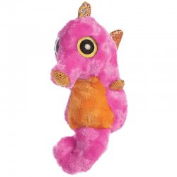Plush Toy Seahorse Yoohoo & Friends Glittering Eyes 20cm