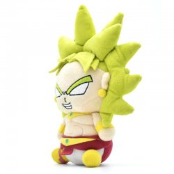 Dragon Ball Z Broly plush toy 15cm