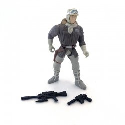 Star Wars: Power Of The Force - Han Solo in Endor Gear