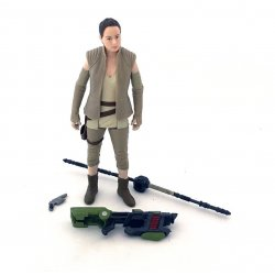 Star Wars: The Force Awakens - Rey (Resistance Outfit)