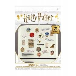 Harry Potter Fridge Magnets Wizardry