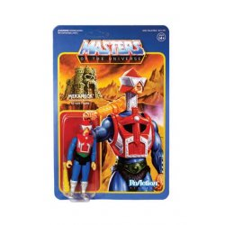 Masters of the Universe ReAction Action Figure Wave 4 Mekaneck 10 cm