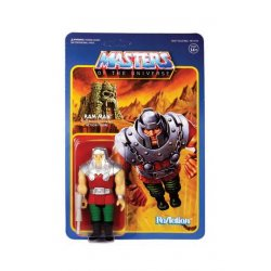 Masters of the Universe ReAction Action Figure Wave 4 Ram Man 10 cm