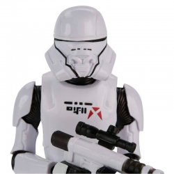 Star Wars Galaxy of Adventures Jet Trooper figure 12.5cm