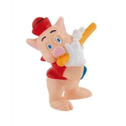 Figure Piglet flute The three pigs Disney