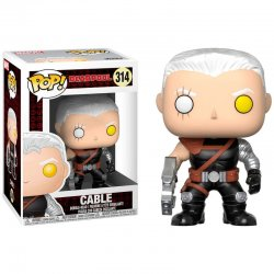 Cable Deadpool figure POP arvel