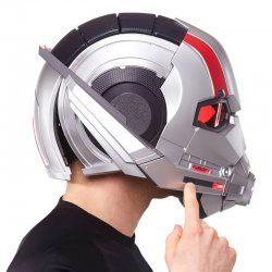 Ant-Man Marvel Legends Avengers electronic helmet
