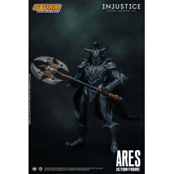 Injustice: Gods Among Us Action Figure 1/12 Ares 24 cm