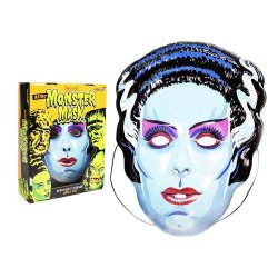 Universal Monsters Mask Bride of Frankenstein (White)