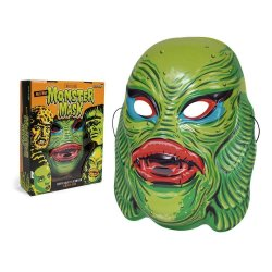 Universal Monsters Mask Creature from the Black Lagoon (Green)
