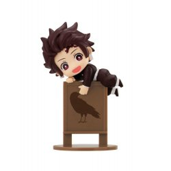 Demon Slayer Kimetsu no Yaiba Ochatomo Series Trading Figure 6-Set 4 cm