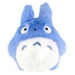 My Neighbor Totoro Nakayoshi Plush Figure Blue Totoro 18 cm