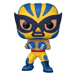 Marvel Luchadores POP! Vinyl Figure Wolverine 9 cm