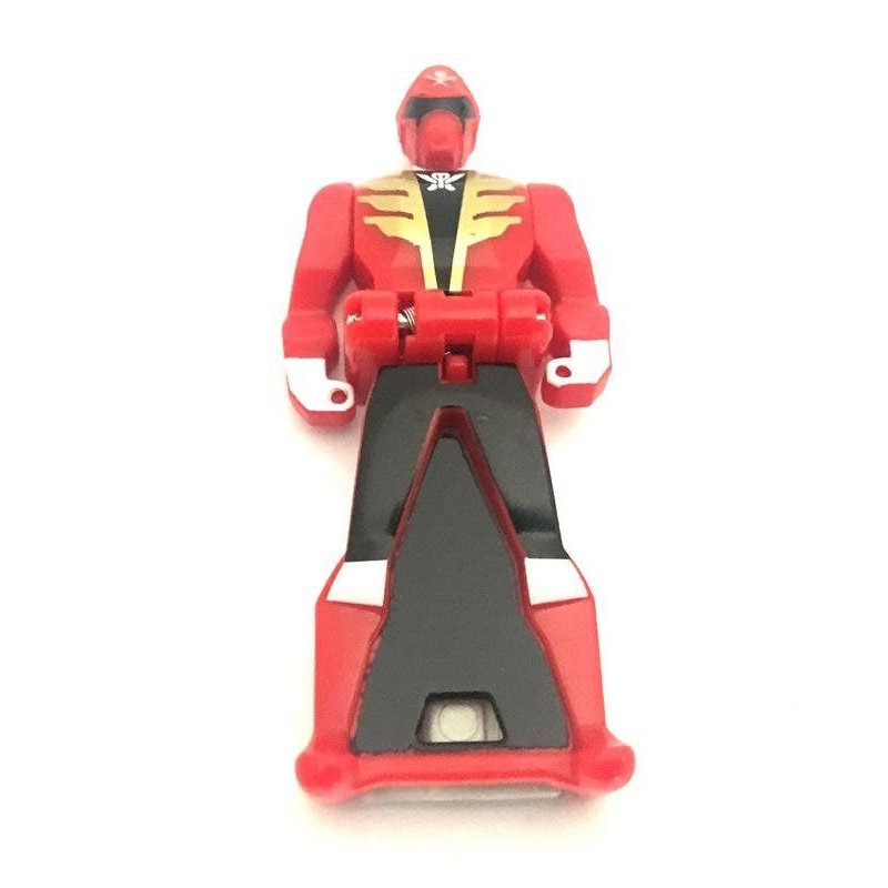 Power Rangers: Super Megaforce – Legendary Ranger Key Pack (Super Megaforce) Red Key