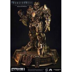 Transformers Age of Extinction Statue Galvatron Gold Version 77 cm