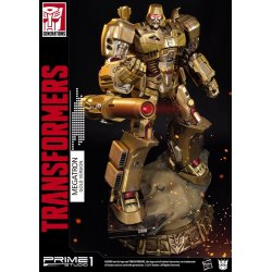 Transformers Generation 1 Statue Megatron Gold Version 59 cm