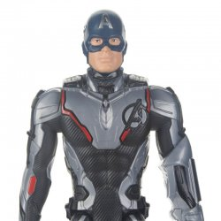 Marvel Avengers Captain America Titan Power FX figure 30cm Spanish